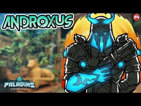 Androxus - Paladins ‹ Livi2Play ›