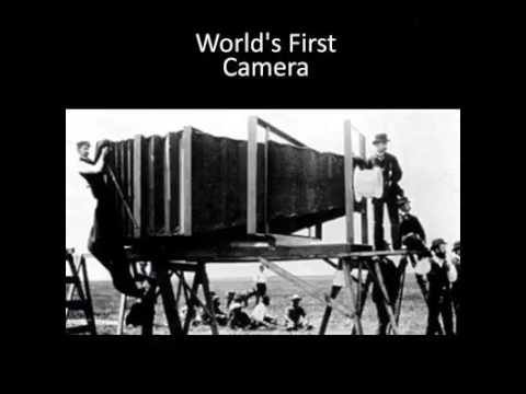 World first (1st) Camera, computer, car....etc - YouTube