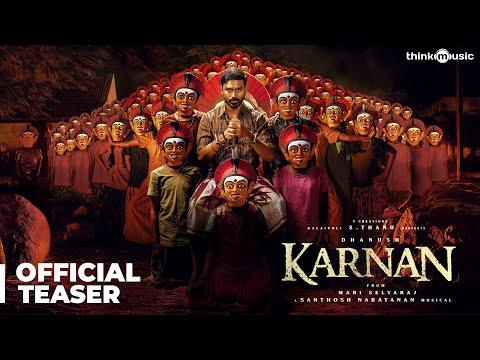 Karnan Official Teaser   Dhanush   Mari Selvaraj   Santhosh Narayanan   V Creations