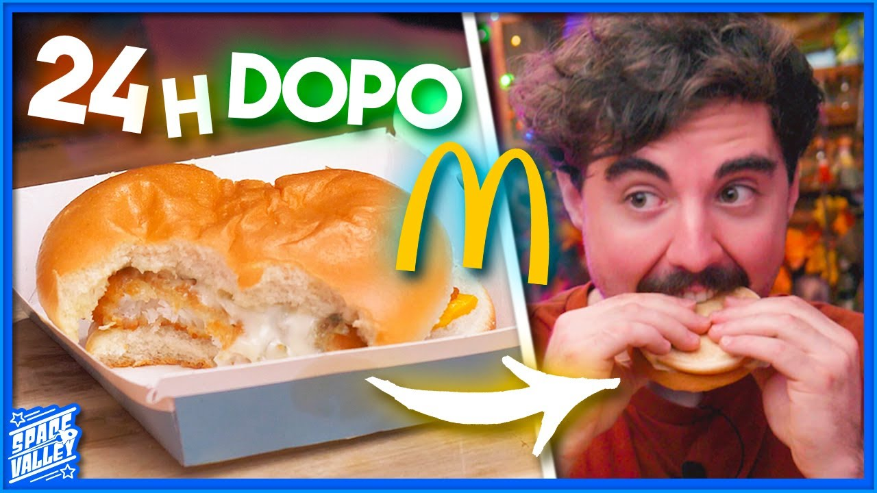 È più buono il GIORNO DOPO? - McDonald's