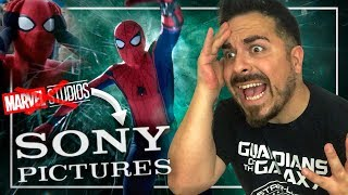 DEFENDIENDO AL SPIDER-MAN DE MARVEL STUDIOS