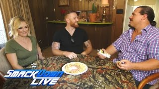 """Join Renee Young as she """"Meets the Slaters"""": SmackDown Live, Aug. 30, 2016"""