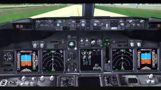 FSX - PMDG 737- 800 NGX Air Berlin Flight Airports Germany