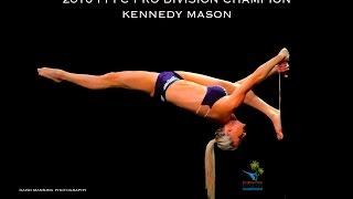 Florida Pole Fitness Championship 2016 - Kennedy Mason
