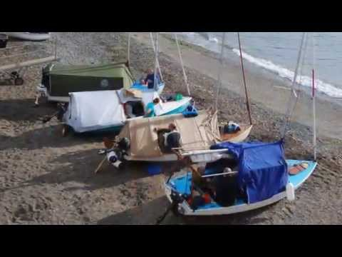 Wayfarer Boat Rolling