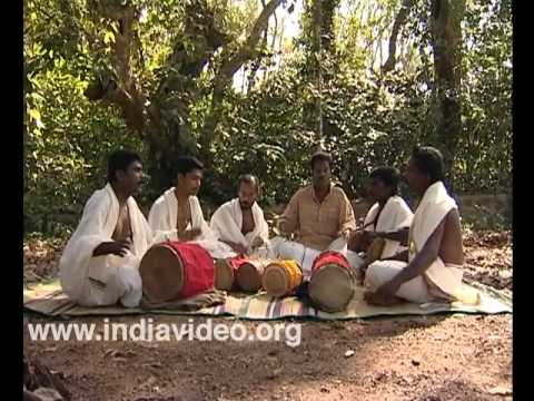 Nadanpattu - folk songs of Kerala