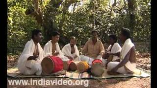 Folk song, Nadanpattu, Malayalam, native, art, music, Kerala, India