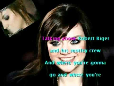 Amy MacDonald- This is the Life (karaoke instrumental) with lyrics