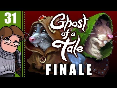 Let's Play Ghost of a Tale Part 31 FINALE - The Green Flame