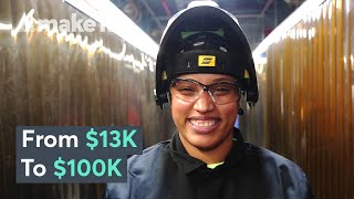 Making $100K A Year As An Ironworker In NYC | On The Job