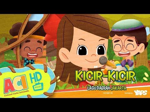 Lagu Kicir-Kicir - Animasi Cerita Indonesia (ACI)