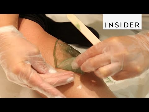 Brazilian Waxing Center Uses Pain-Free Elastic Wax