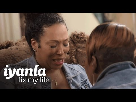 Chrystale Releases Years of Anger in an Emotional Breakthrough  Iyanla: Fix My Life  OWN