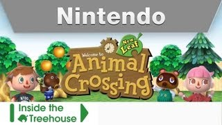 Inside The Treehouse With Animal Crossing: New Leaf - Localizing Animal Crossing (ep 1)