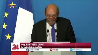 Vai trò của Pháp, Anh trong liên minh với Mỹ | VTV24