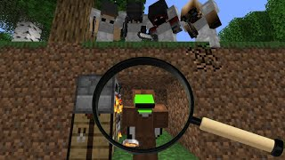 Minecraft Manhunt Analysis (4 Hunters Rematch)