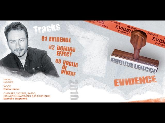 DOMINO EFFECT (2010) ENRICO LEUCCI & MARCELLO ZAPPATORE