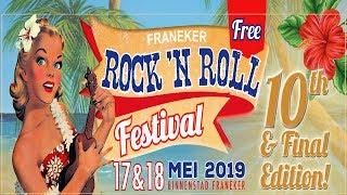 Rock & Roll Festival Franeker 2019