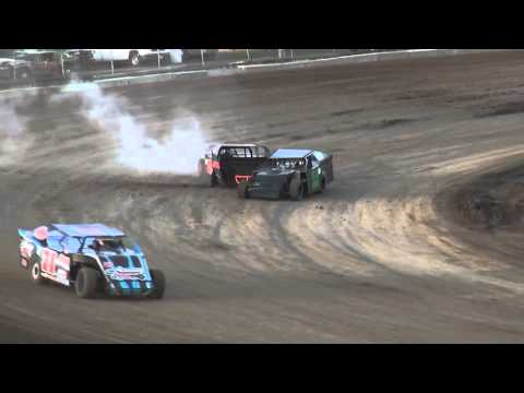 IMCA Sport Mod Heat of the Week Independence Motor Speedway 4/23/16
