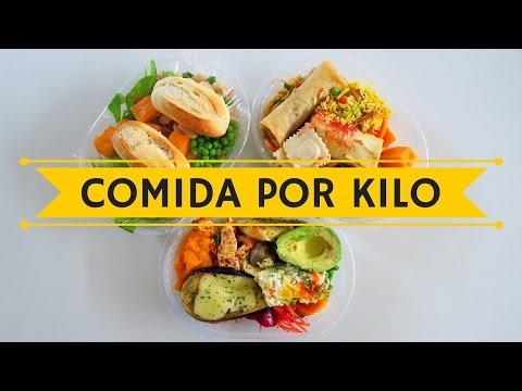 Comida Por Kilo en Buenos Aires: Food By The Weight in Buenos Aires