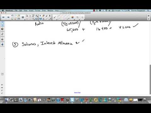 BAT C13 V2 Part 2 - Division of Net Income Examples.mp4