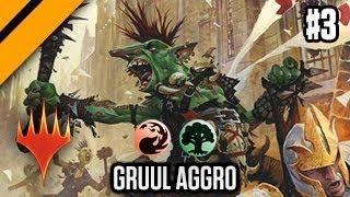 MTG Arena - Top Meta Decks - Gruul Aggro P3