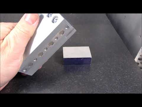 Using a Surface Plate & Height Gauge