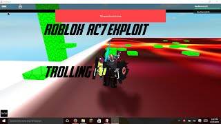 Roblox RC7 Trolling (télécharger en description)