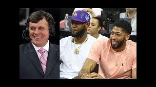 Kevin McHale on How the Lakers can Build a Roster Around LeBron and An