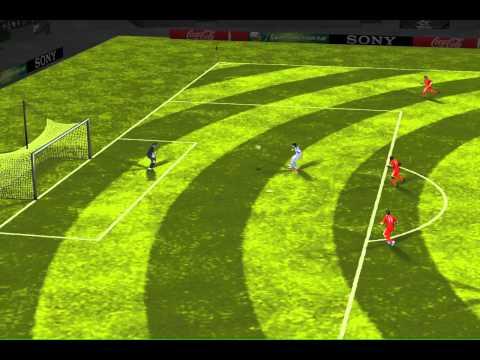 FIFA 14 iPhone/iPad - Argentine vs. Suisse