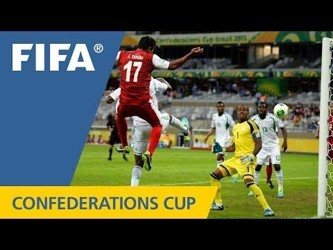 Tahiti 1:6 Nigeria, FIFA Confederations Cup 2013