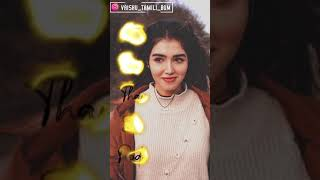 🥰Tamil crush love status/Un mela asai patu/#spb 90's hit song/madhavan status/lyrical vedio/eve vibe
