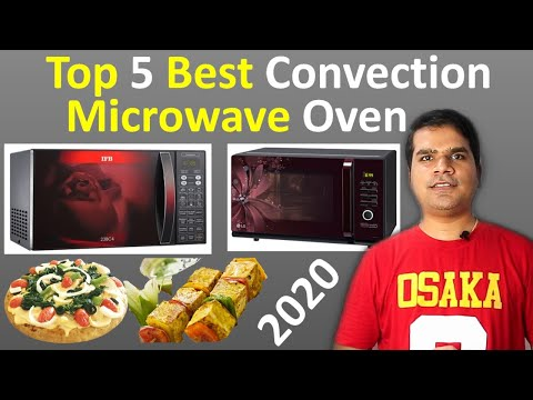 Top 5 Best Convection Microwave Oven