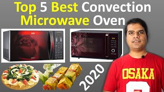 Top 5 best Convection Microwave oven 2020 in India| Best microwave oven 2020|