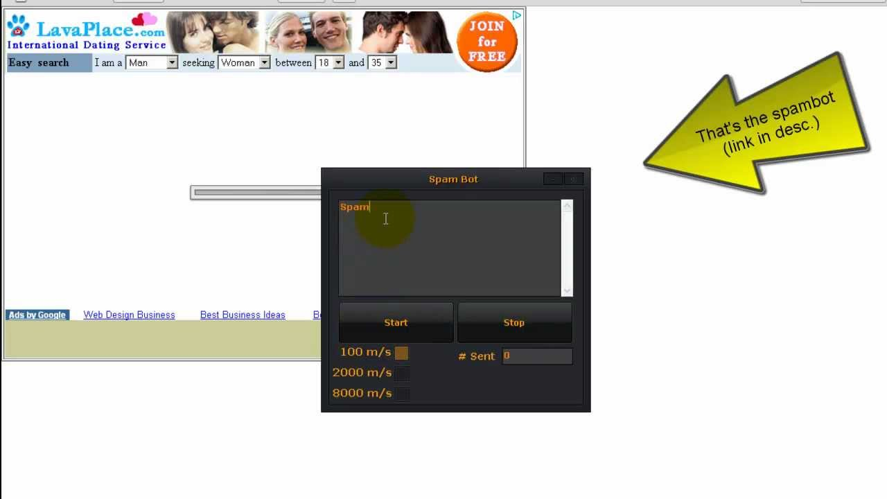 lavaplace dating site Read our review of lavaplace, including features lists, pricing info and user reviews, and see how it compares to the other 33 online dating sites we've reviewed.