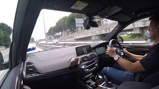 [Cantonese 粤语试驾解说] 2019 BMW X3 xDrive30i 宝马叉三之不差不错不贵. 不怎么样? | Evomalaysia.com