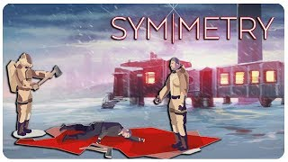 Symmetry - Bunker Survival Game (Sheltered in Space) | Symmetry Gameplay