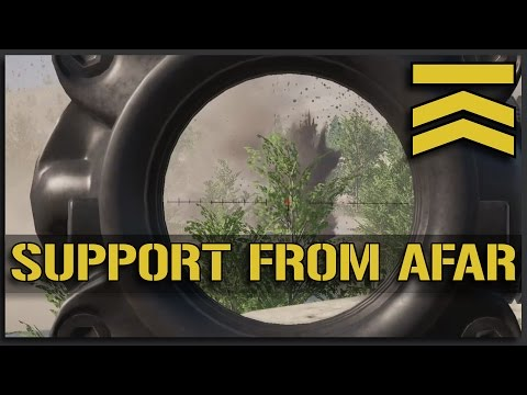 Support from Afar - Squad Alpha v9.4 Mortar Squad Leader Full Match
