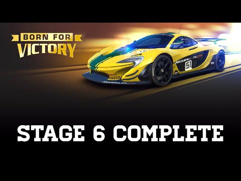 Real Racing 3 Born For Victory Stage 6 Upgrades 0000000 With Bot Management RR3