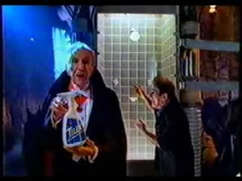 Tilex commercial with the late Vincent Price
