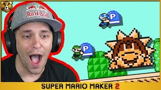 Does This Make Me A Bad Person? Super Mario Maker 2: Multiplayer #18