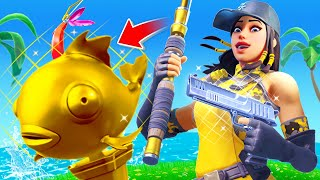 The *ONLY* FISHING LOOT Challenge in Fortnite!