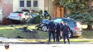 Fatal police pursuit in Milwaukee on April 20, 2019