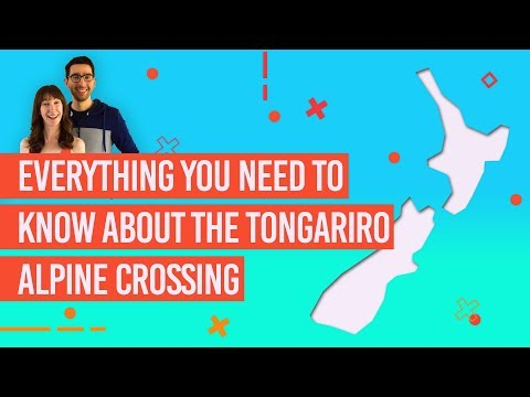 Tongariro Alpine Crossing: Everything You Need To Know!