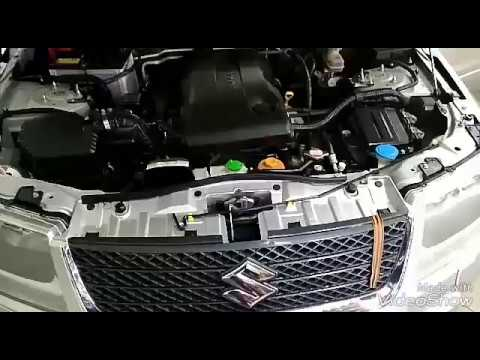 Suzuki Grand Vitara шумоизоляция Олимп Комфорт
