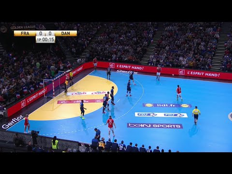 Golden League 2016 M2.3 - France 36-28 Danemark [2016-01-10] HD