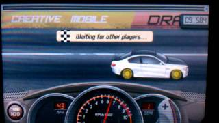 Repeat youtube video Drag racing level 4 BMW m3 9.582 with tuning!!