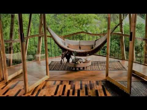 Amazing Tiny Bamboo House|Tiny Home Design Ideas
