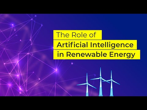 AI in Renewable Energy: How Is It a Game Changer?