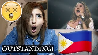 Reacting To MORISSETTE - Stone Cold (MYX Live! Performance)